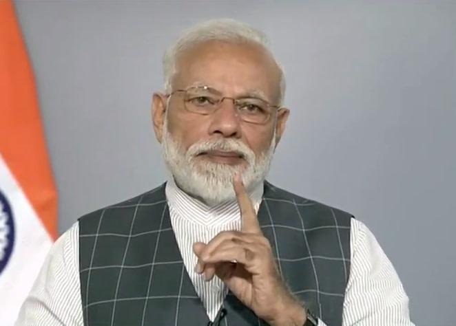 India Fight Against Corona Virus 9 PM 9 Min, India's Efforts Exemplary: PM Modi