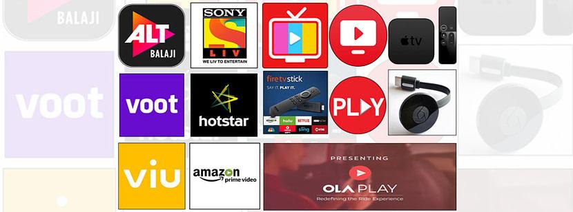 Top Four Indian OTT Platforms details