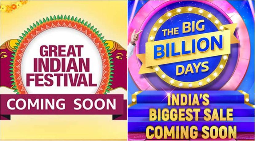 E-commerce platforms Amazon, Flipkart aim to sell 15 mn smartphones during the festival season