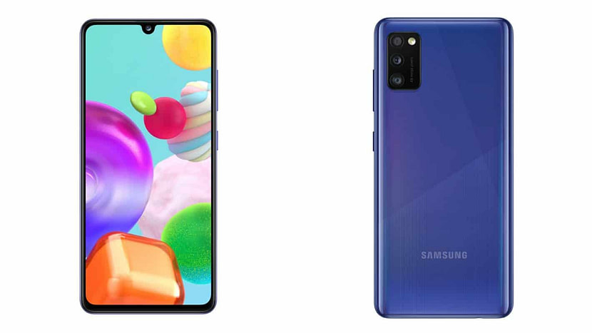 Samsung rolls out to One UI 2.5 update to Galaxy A71 in India