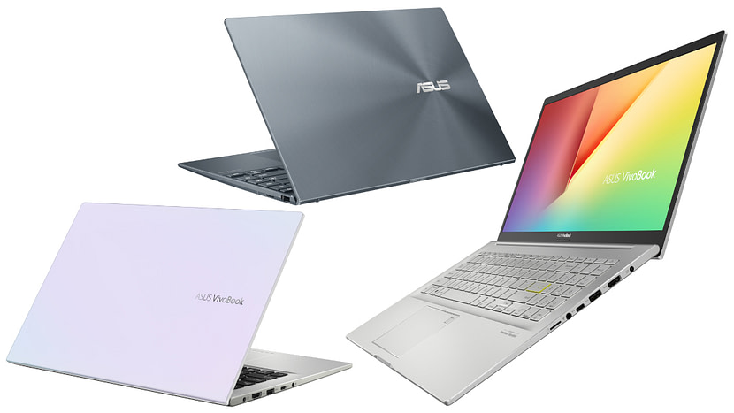 ASUS ZenBook 14, VivoBook Ultra K14, K15, and Ultra 15 Launched in India: Price