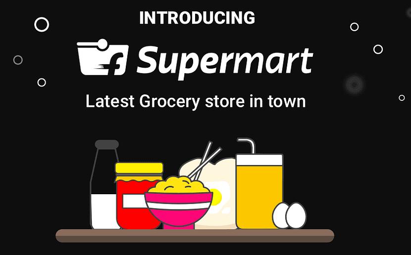 Flipkart extended Supermart operations to deliver groceries
