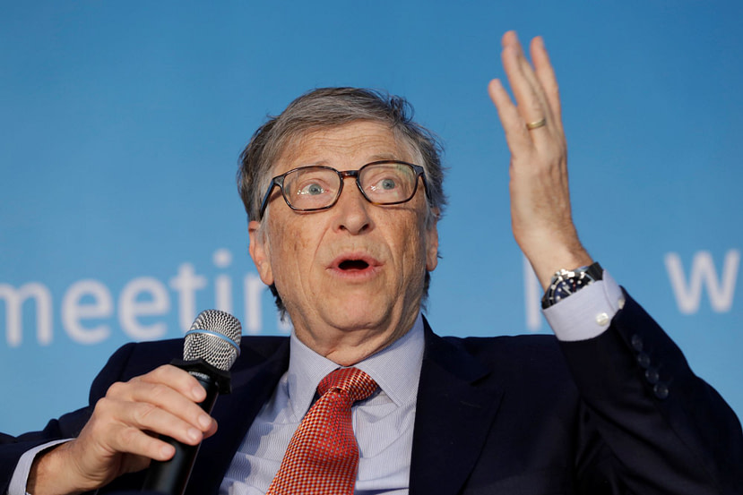 Bill Gates said India digital finance approach in Singapore Fintech Festival