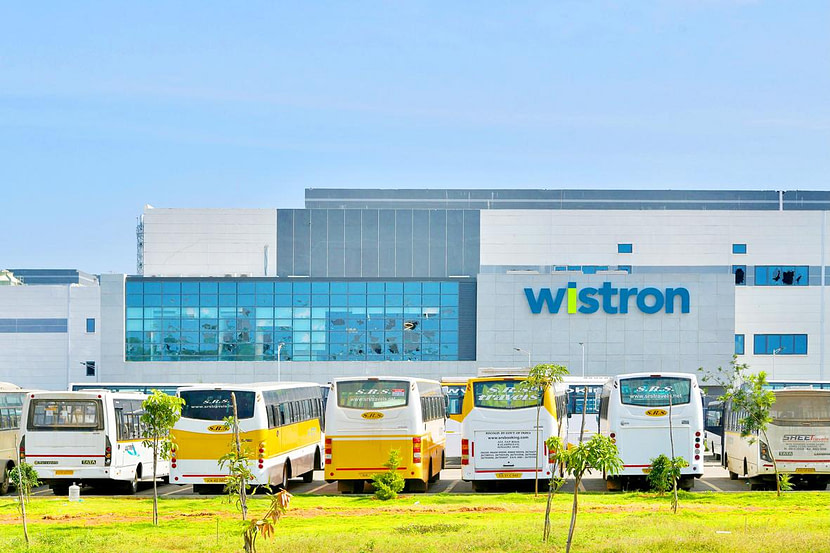 Apple puts Wistron Karnataka facility India on probation