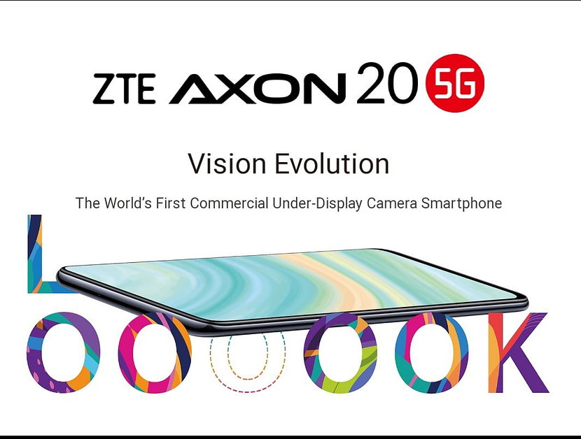 World first ZTE Axon 20 5G under-screen camera smartphone officially launched globally